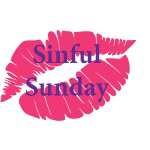 Sinful Sunday meme badge in post titled Intimately Exposed