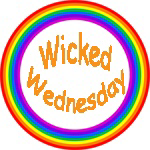 Wicked Wednesday meme badge
